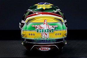 Video: Debating the best F1 helmets of all-time, win a Bell Racing helmet