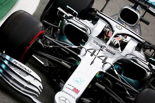 GP do Brasil: Hamilton lidera último treino livre em Interlagos