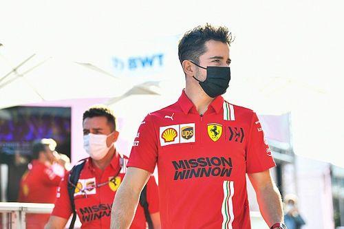 Un error en el aeropuerto llevó a Leclerc a conocer Nueva York