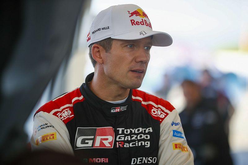 Toyota laat WRC-kampioen Ogier testen met Le Mans Hypercar