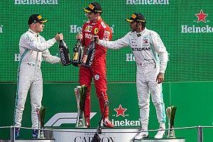"""Bottas : """"Pour un jeune, Leclerc est un compétiteur coriace"""""""