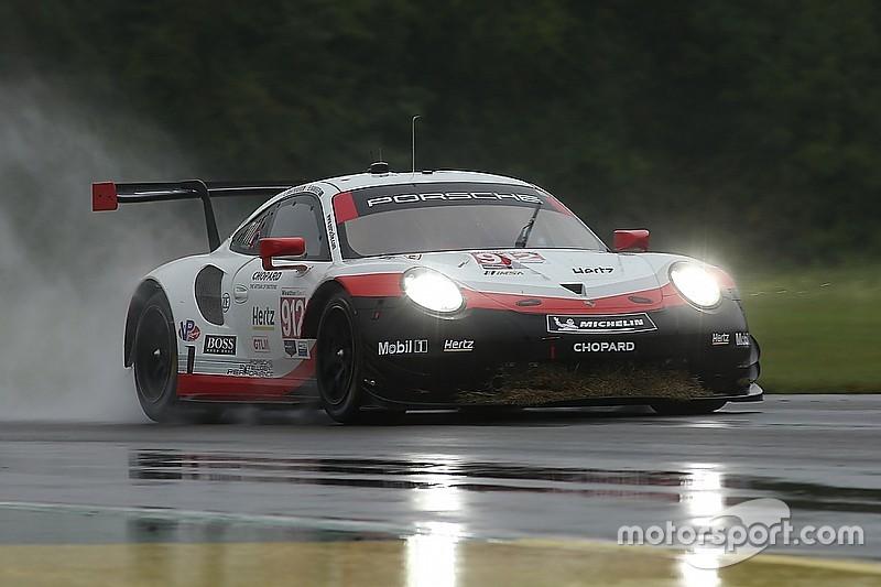 VIR IMSA: Vanthoor beats Tandy in all-Porsche FP3 duel