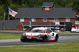 VIR IMSA: Pilet fastest in FP2 for Porsche