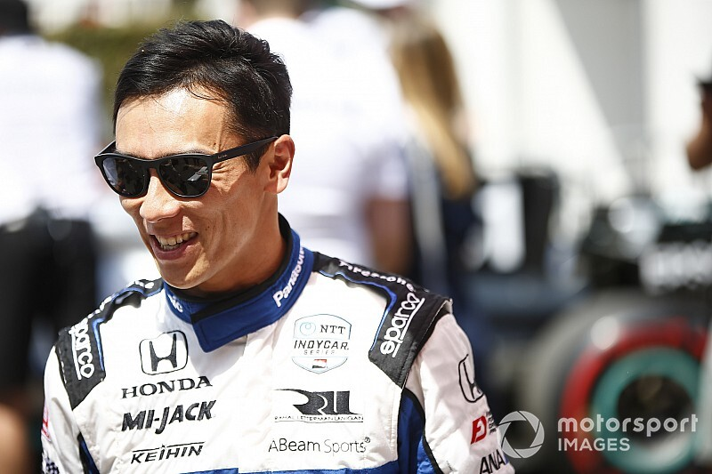 RLLR retains Sato for 2020 IndyCar season