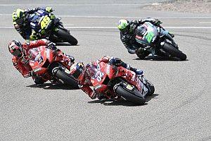 Ducati lambat mengembangkan motor