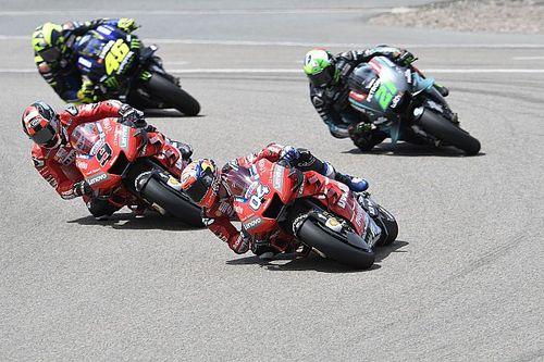 Dovizioso exhorte Ducati à faire de son problème sa priorité