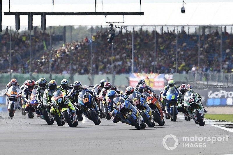 Moto2 gridi 30 motosiklete indi