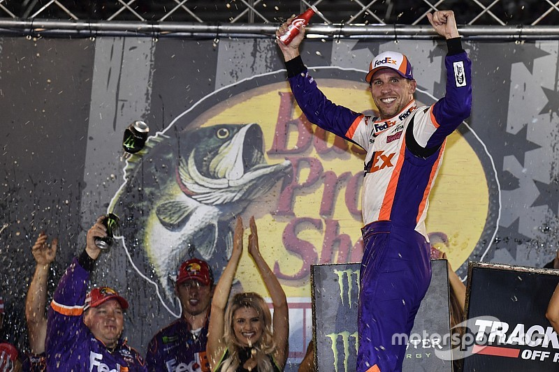 Hamlin ended one Cinderella story in hopes of writing his own