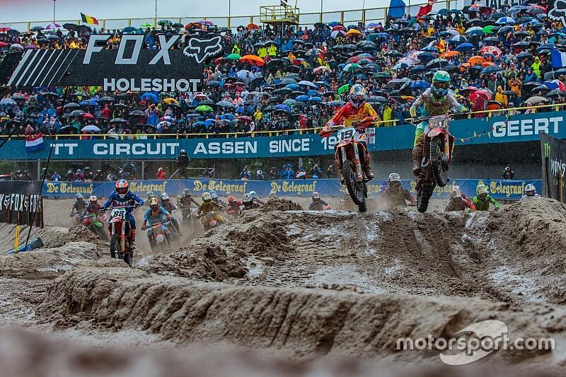 In beeld: De beste foto's van de Motocross of Nations Assen