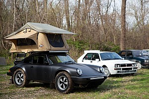 'Willy', un sensacional Porsche 911 Safari