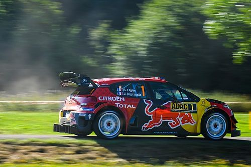 """WRC, Ogier: """"Questi test sono l'ultima chance per il titolo"""""""