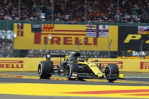 "Hulkenberg: Renault ""left points on the table"" at Silverstone"