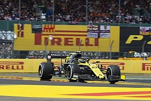 """Hulkenberg: Renault """"left points on the table"""" at Silverstone"""