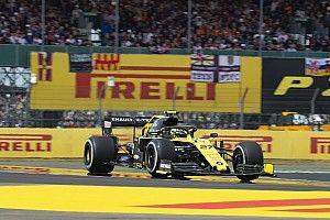 """Hulkenberg: Renault """"dejó puntos sobre la mesa"""" en Silverstone"""