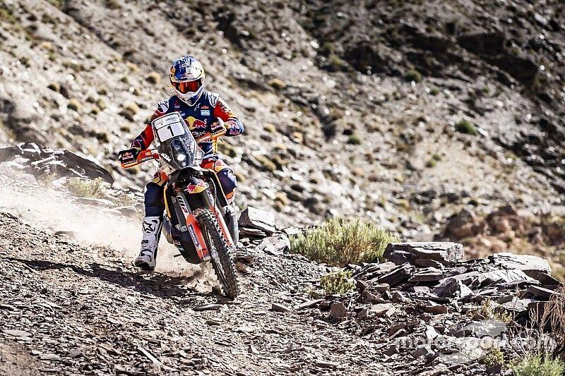 Franco Caimi tercero en la etapa del lunes en Marruecos