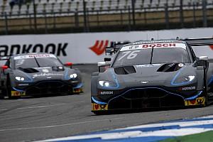 Aston Martin покинул DTM: команда R-Motorsport объявила об уходе