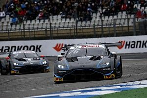 R-Motorsport Aston Martin pulls out of DTM