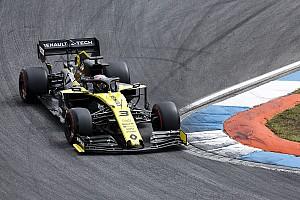 Ricciardo, Renault'ya podyumla veda etmek istiyor