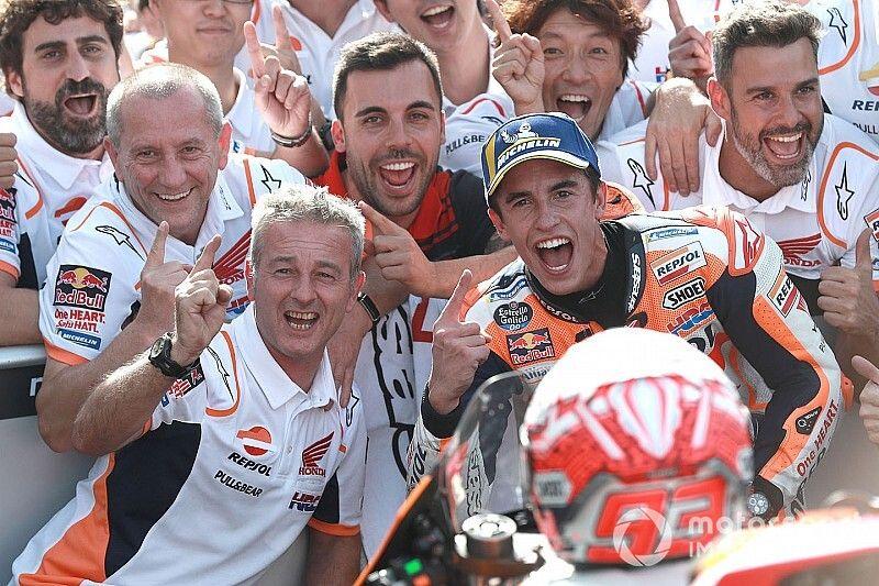 Márquez abre 93 pontos de vantagem; veja a classificação da MotoGP