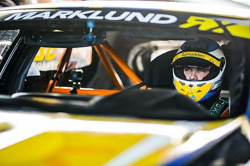 Marklund nadal w Mégane