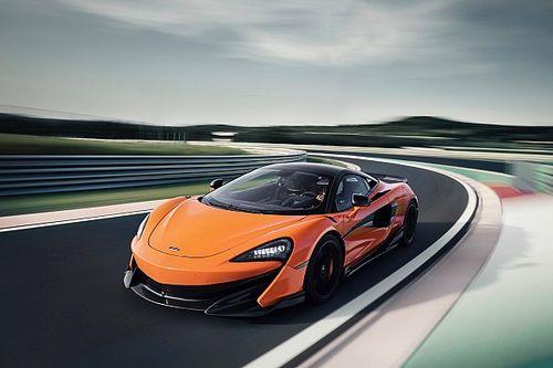 Finaliza producción del McLaren 600LT