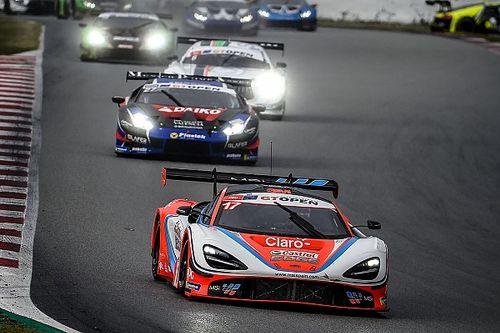 Odwołano pierwszą rundę GT World Challenge