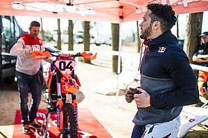 """Dovizioso """"estará listo para Jerez"""", dice el médico que le operó"""