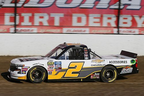 Sheldon Creed's Truck Series crew chief, two others suspended