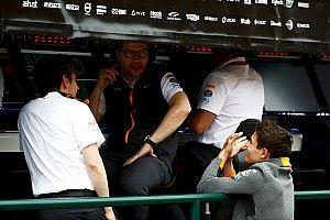 В McLaren удивились своему преимуществу над остальными середняками в Венгрии