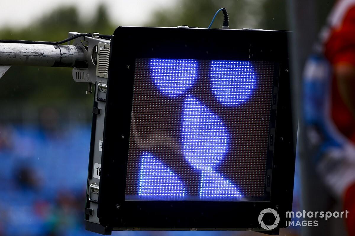 Leszakadt az ég a Red Bull Ringen, az F1-es helyszínen: videó