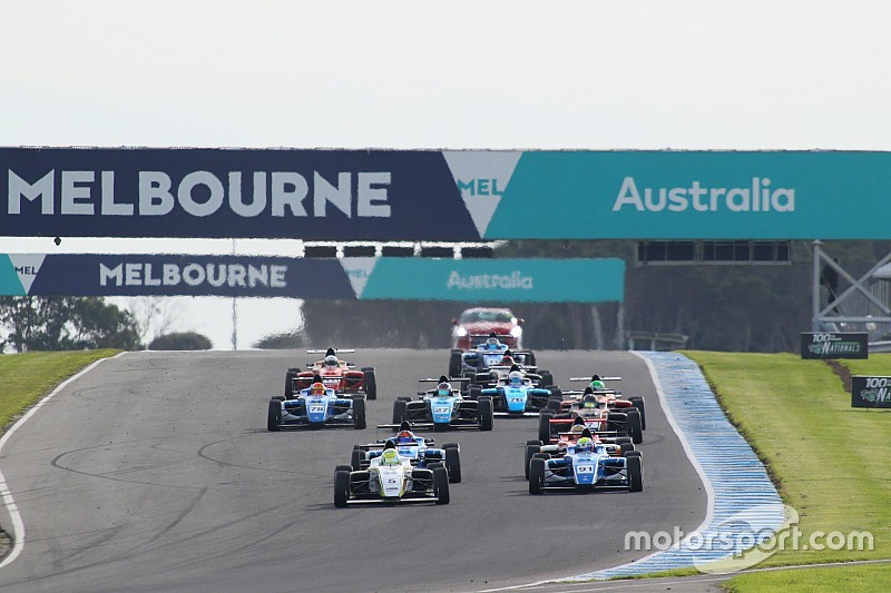 Australian Formula 4 to be axed after 2019