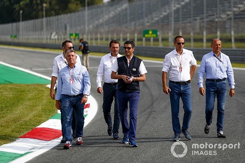 Маси предупредил гонщиков о штрафах за нарушения в квалификации
