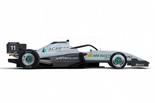 New team, driver confirmed for S5000