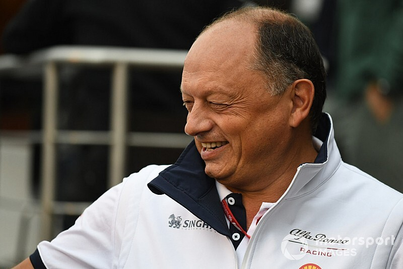 Vasseur, Alfa Romeo için farklı sürücüler düşünmüyor