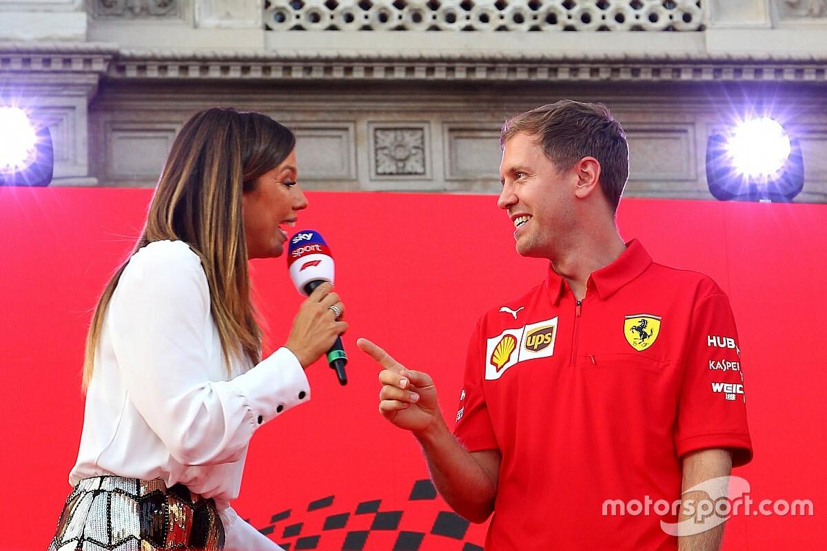 Vettelnek nem tetszett Leclerc spái tempója és még évekig a Ferrarinál maradna