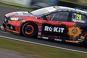 Hamilton ends BTCC campaign two rounds early