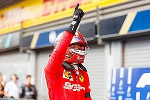 Stats - Leclerc bat des records à Spa
