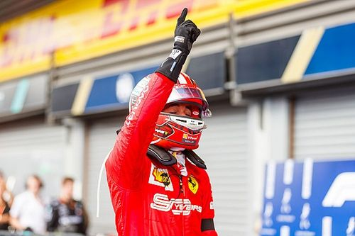 Gallery: Ferrari's youngest and oldest first-time F1 race winners