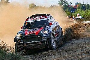 Gwiazdy motorsportu w Wysoka Grzęda Baja Poland