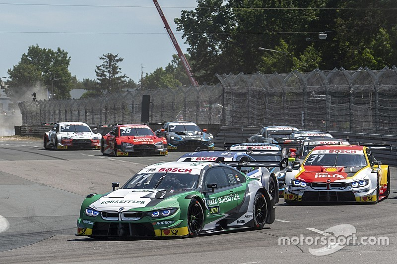 "Wittmann says DTM needs ""more international"" name"