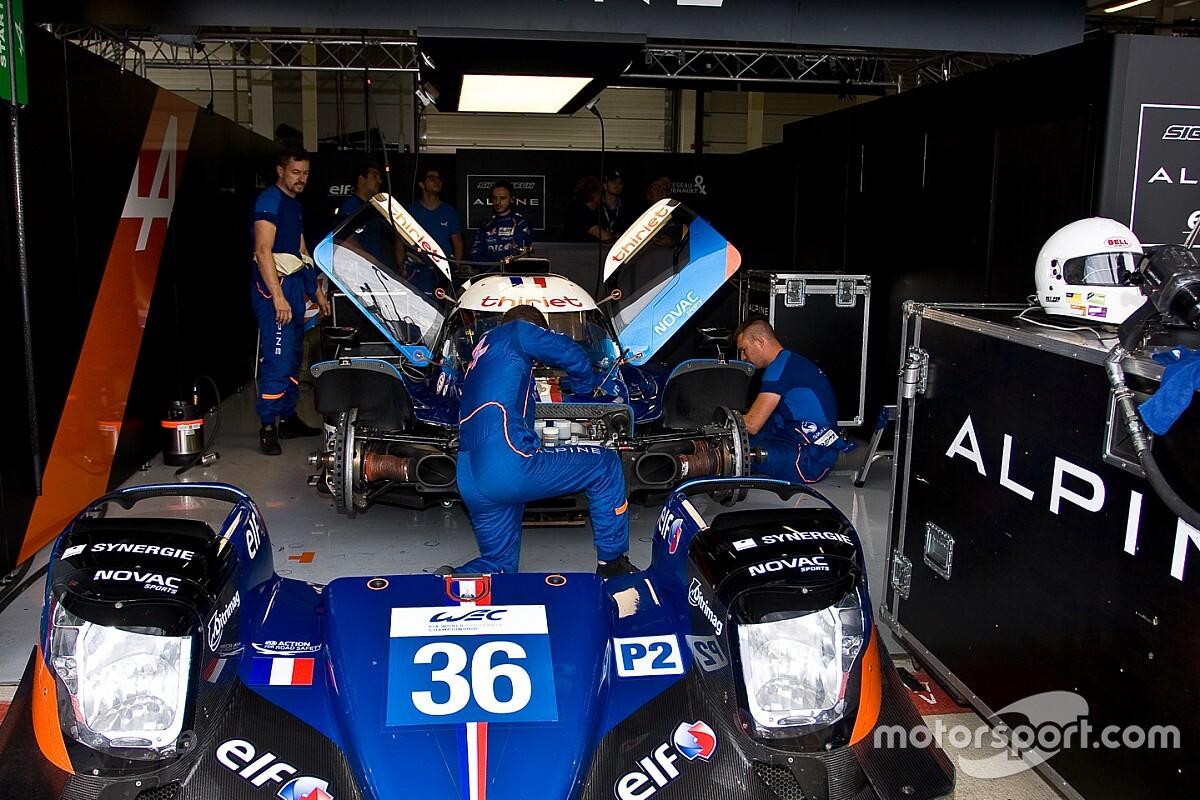 Alpine w LMP1
