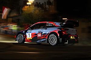 Rallylegend 2019: subito in testa Neuville con la Hyundai