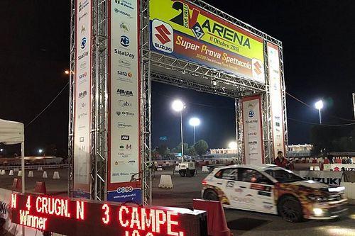 2 Valli, PS3: Crugnola brilla anche nella notte di Verona