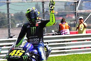 """Rossi: """"Marc y Dovi están un paso por delante, el resto muy igualados"""""""