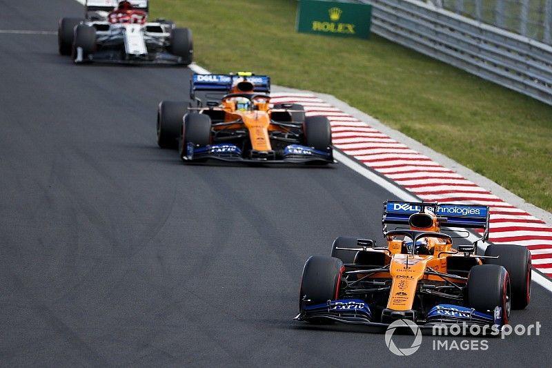 Sainz duda que McLaren pueda alejarse de la parte media en 2019