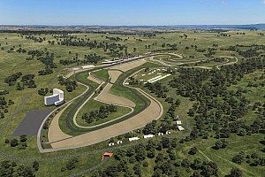 Artwork of second Bathurst circuit emerges