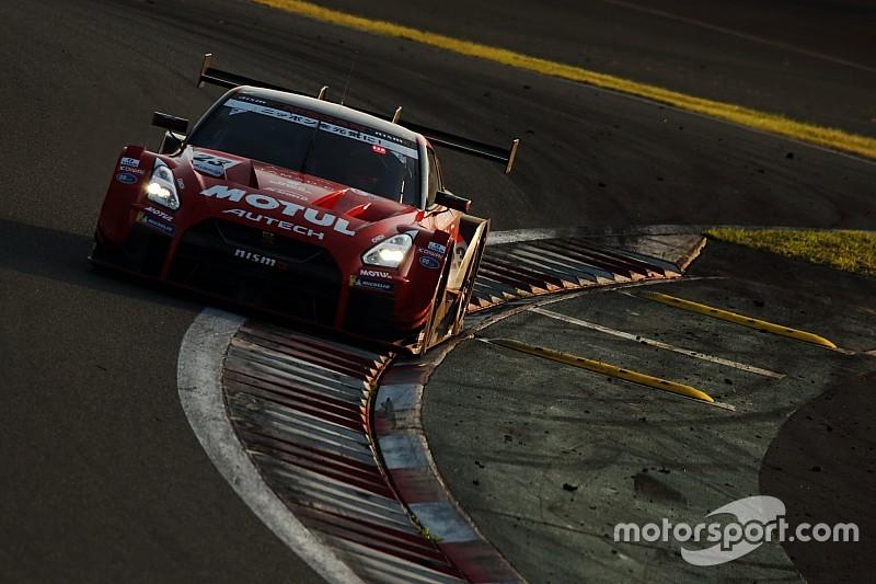 「思うような展開にならなかった」好調の23号車GT-R、速さ見せるも3位