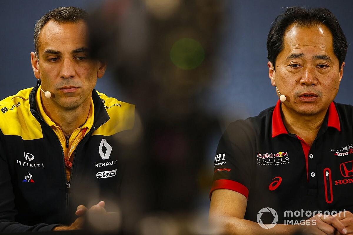 Renault yeniden Red Bull'a motor sağlamak zorunda kalabilir!