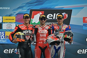 CIV Superbike: doppietta di Pirro a Vallelunga