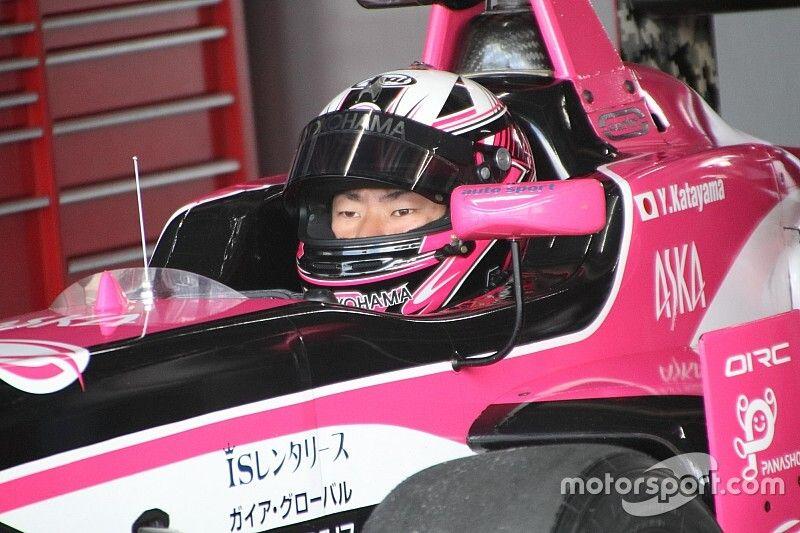 「来年はスーパーGTにも挑戦したい!」片山義章、GT300のシート獲得狙う